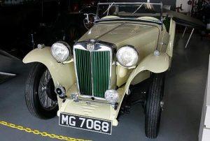 MG TC – Baujahr 1946 – Owls Head Transportation Museum