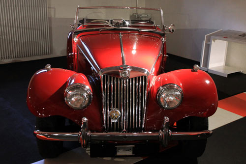 MG TF 1500 - Baujahr 1954