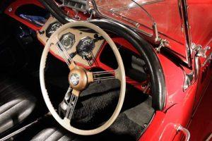 MG TF 1500 - Baujahr 1954 - Vierzylinder, 1.462 ccm, 63 PS, 140 kmh