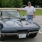 Chevrilet Corvette Sting Ray