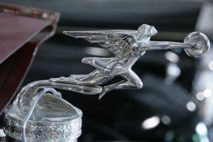 Packard Kühlerfigur