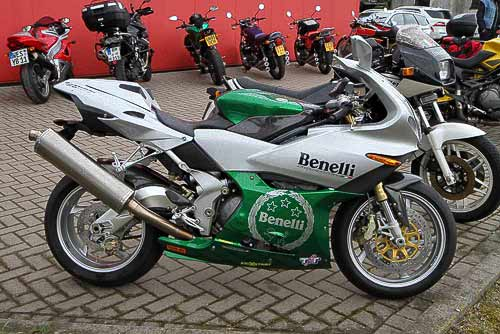 World Benelli Weekend
