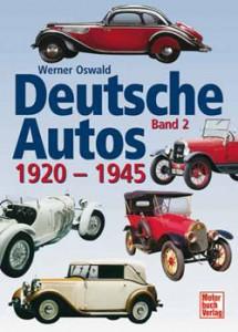 Deutsche Autos-1920-1945