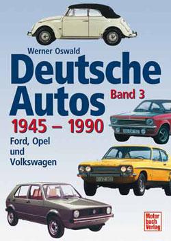 Deutsche Autos-1945-1990