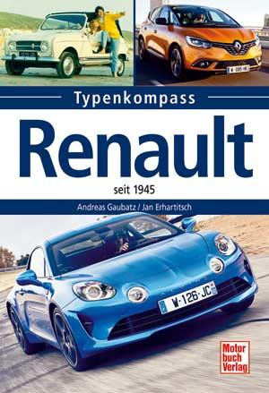 Renault Typenkompass