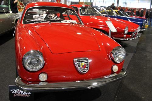Fiat Abarth 750 GT