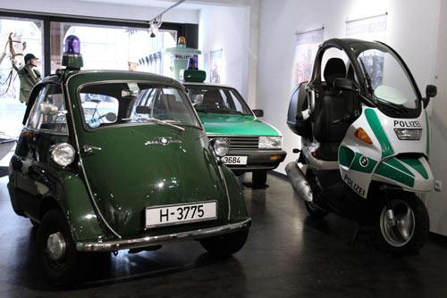 Polizeimuseum Niedersachsen
