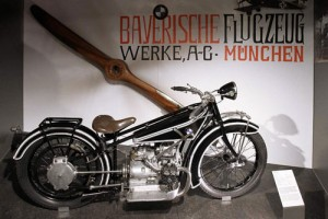 BMW R 32 - Baujahr 1923