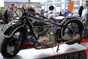 BMW R 57 - Baujahre 1928 bis 1930