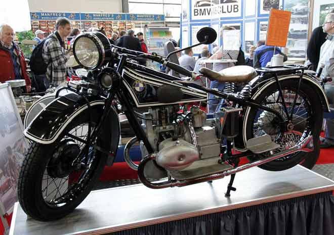 oldtimer motorrad kaufen vorkrieg
