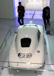 BMW 328 Touring Coupé