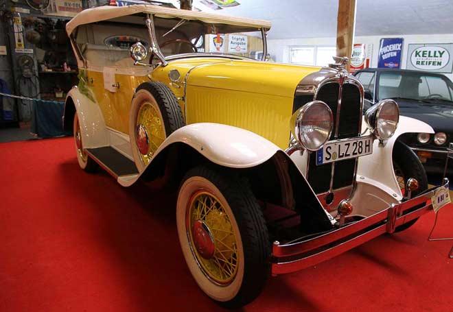 Pontiac Oldtimer