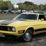 Ford Mustang I - Baujahr 1973