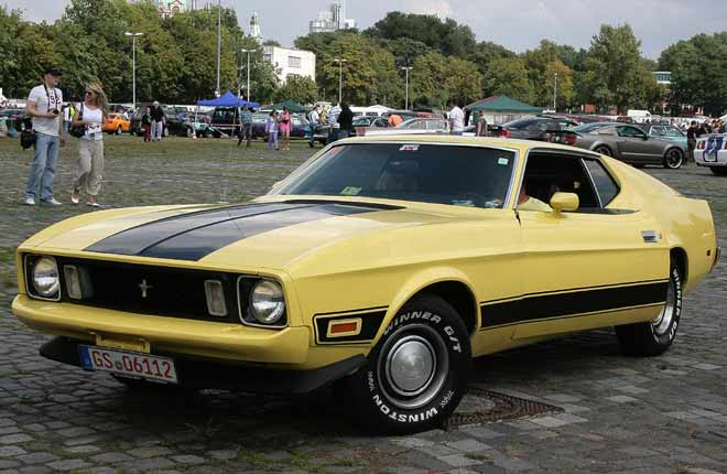 Ford Mustang I - Baujahr 1973