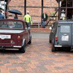 Mini Pickup und Mini Clubman