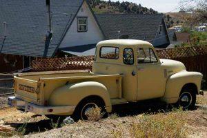 Chevrolet Pickup Advance Design-3100