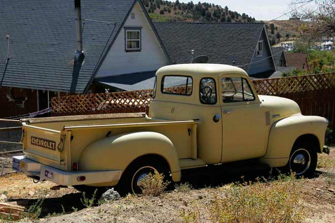 Chevrolet Pickup Advance Design-3100