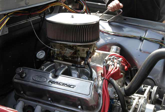 Motor Ford F 100