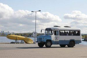 Oldtimer-Omnibus KAwZ 685