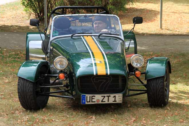 Caterham-Roadster