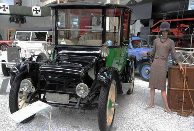 Detroit Electric Model C