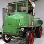 Hansa-Lloyd Elektro-Schlepper Typ DL 5