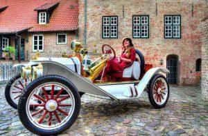 Ford T Speedster
