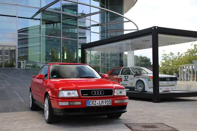 Audi Coupé 2.6 E Quattro