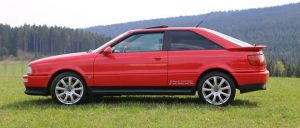 Audi Ouatrro