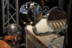 Mercedes-Benz Nürburg 460 K, Baujahr 1930, auf der Bremen Motor Classics
